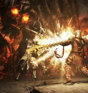 Dantes Inferno Game review